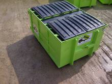 20 Cubic Yard Dumpster with Lid